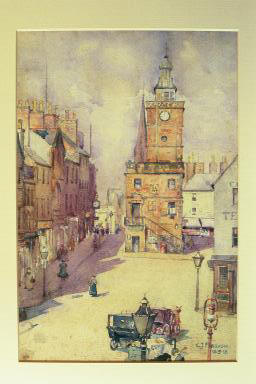 The Mid Steeple, Dumfries